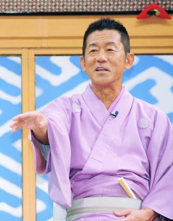 三遊亭円楽は自身の引き際をどう考えるか(時事通信フォト)