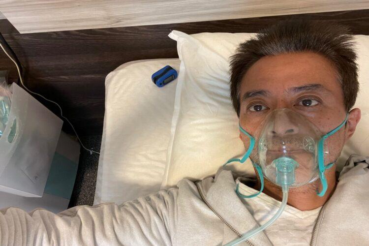 病状が悪化し、最終的に病院に入院することになる相澤氏