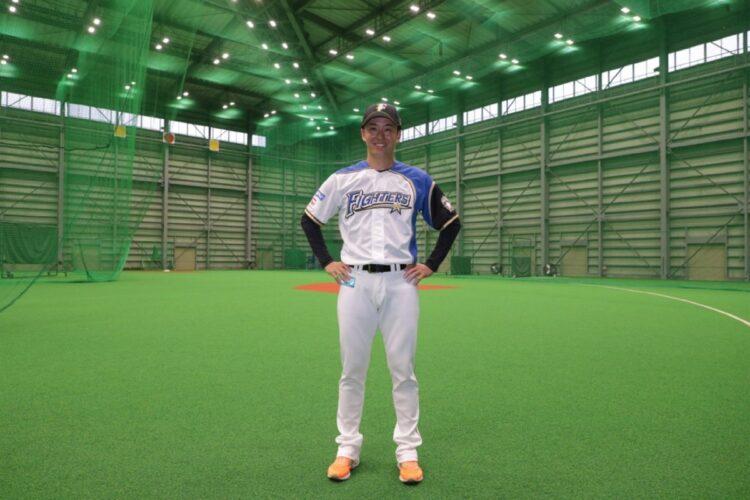 今季限りでの引退を表明したい斎藤佑樹(時事通信フォト)