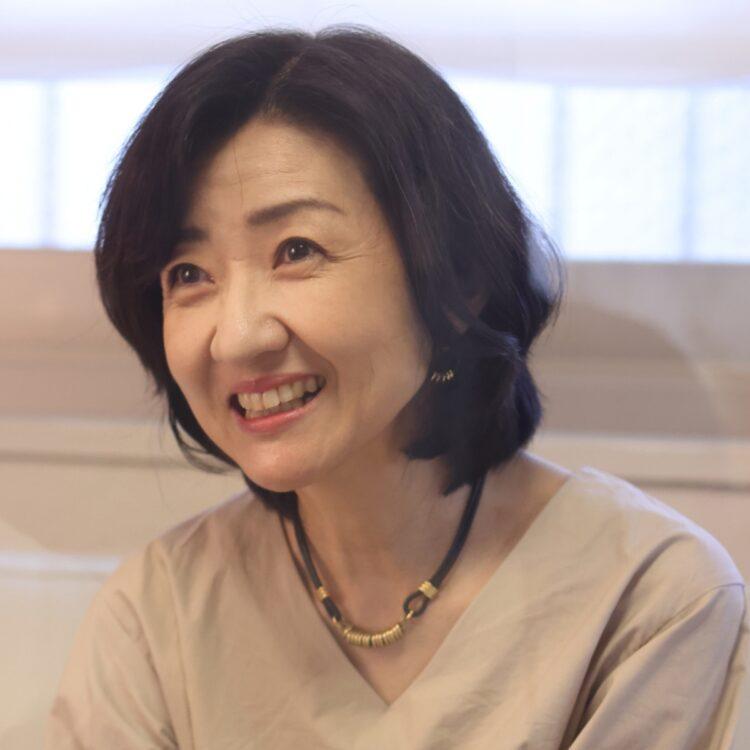 元フジテレビ女子アナウンサーの寺田理恵子さん