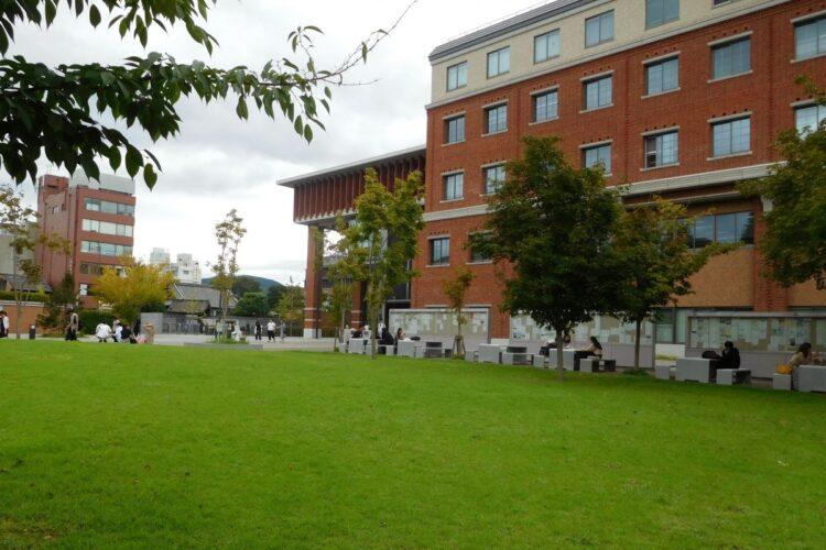 同志社大学・今出川キャンパス