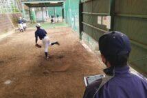 高校野球でも高性能弾道測定器が使われるケースも