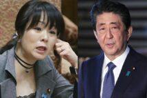 杉田水脈氏は安倍晋三元首相の推薦を受けて2017年に自民党から出馬したとされる