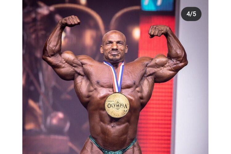 エジプト出身の37歳・ビッグラミーが連覇でオリンピアを盛り上げた