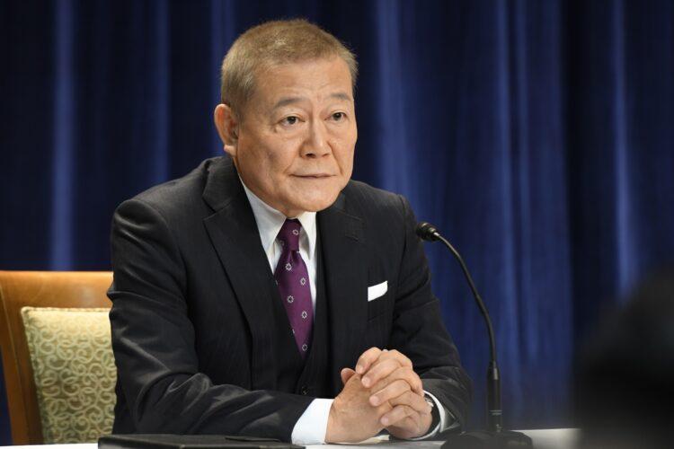 日曜劇場『日本沈没―希望のひと―』TBS系毎週日曜よる9時放送中(C)TBS
