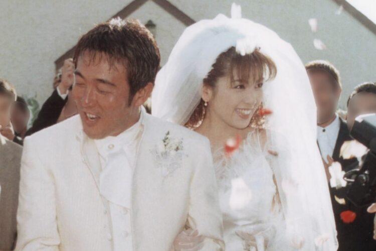飯島直子が離婚